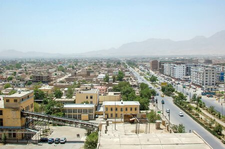 What's It Like to Live in Kabul?