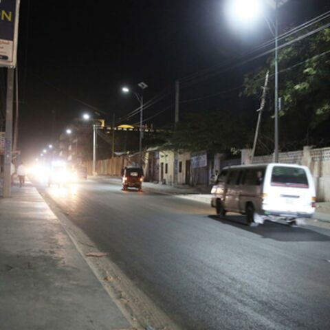 Shining a Light On Mogadishu